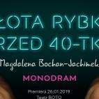 """""""Złota Rybka przed 40-tką"""" Magdalena Bochan-Jachimek"""